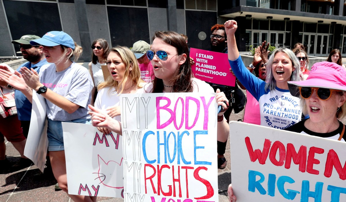 Abortion & Tennessee: State House Passes Fetal-Remains Burial Law