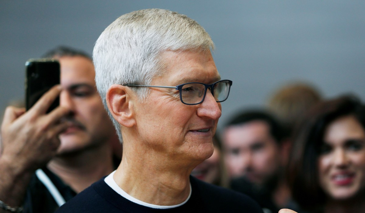 Apple CEO Condemns Georgia Voting Law, Calls for Voting To Be 'Easier Than Ever'