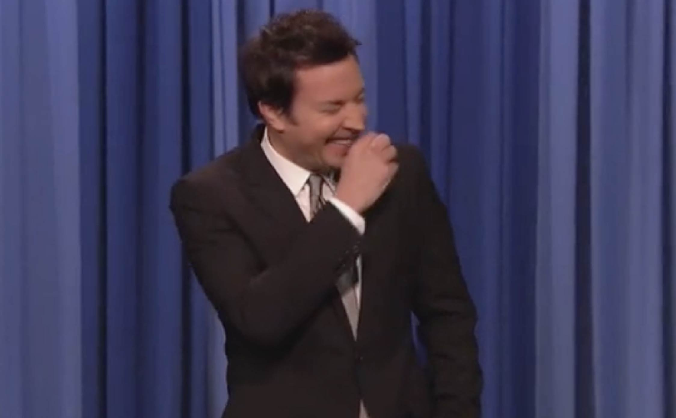 """Are You Sitting Down? Jimmy Fallon Just Called Out Biden For Being a """"Nonsensical Buffoon"""""""