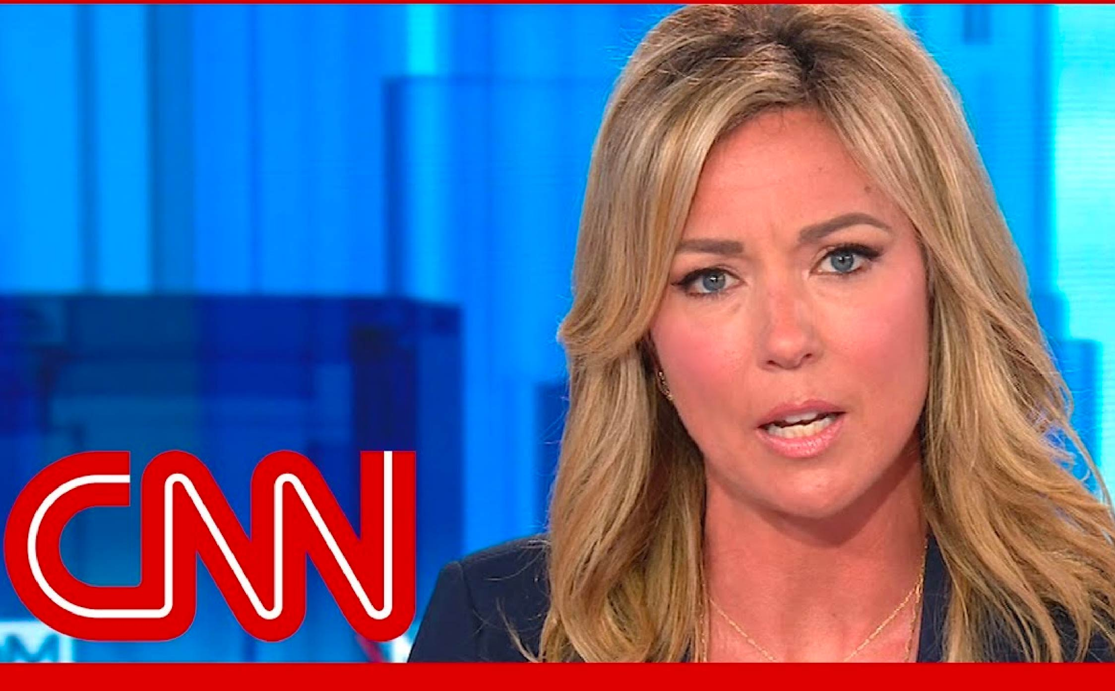 Brooke Baldwin Just Torched CNN On Her Way Out The Door