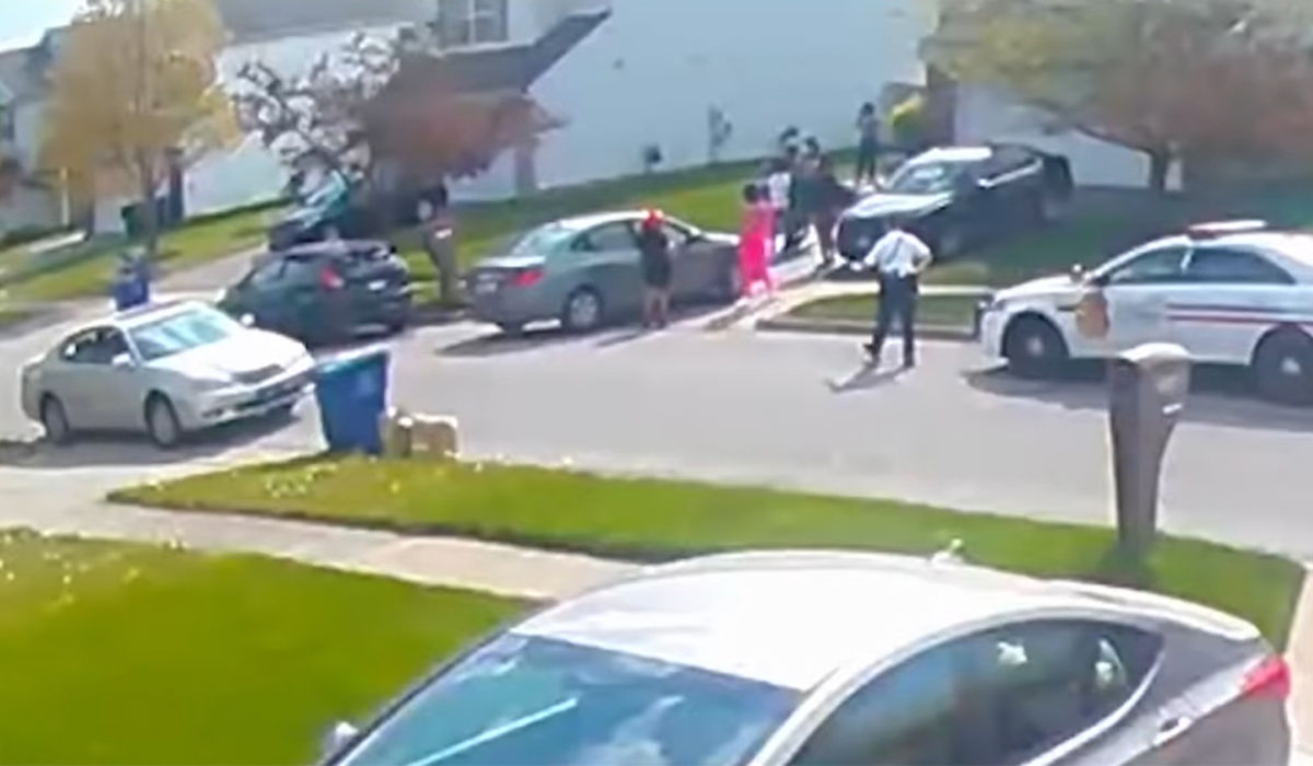 Columbus Police Shooting: New Footage Released