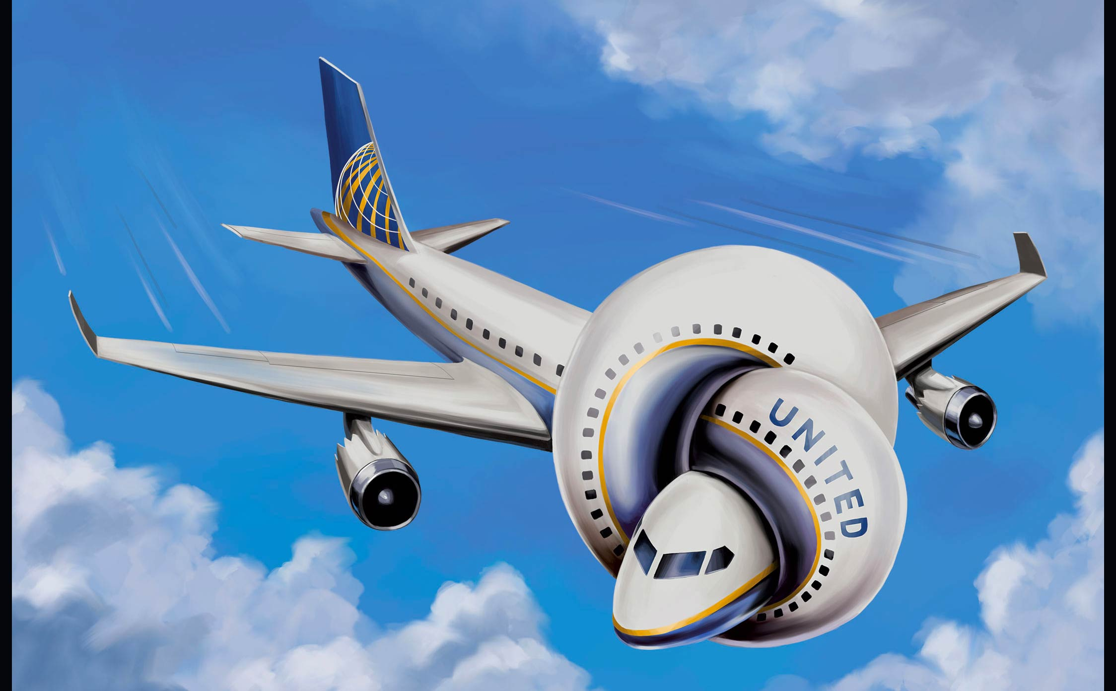 Crash and Burn: United Airlines Makes an Online Blunder and Pays For it Dearly...