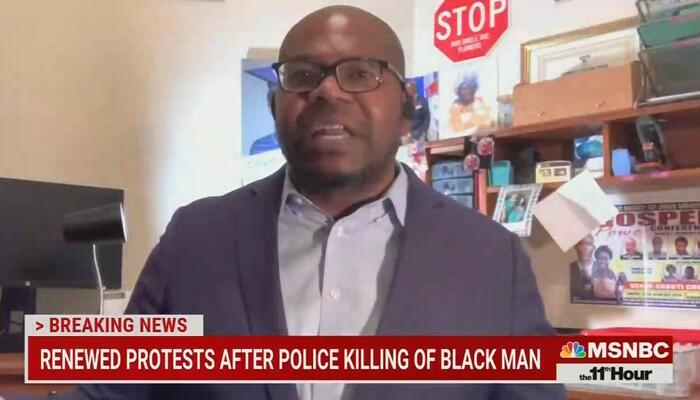 DANGEROUS: MSNBC'S Johnson Claims Cops Are as Bad as Criminals, Shouldn't Be Armed