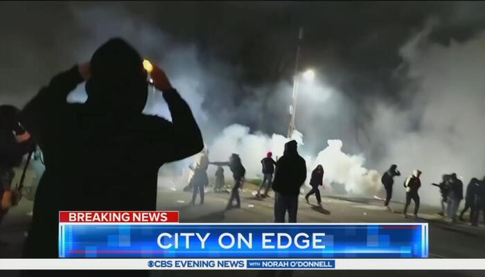 Dangerous Word Games: Nets Drop 'Mostly Peaceful,' Riots Are Now 'Protests'