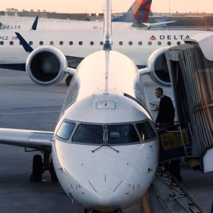Delta,Run Your Flights as Well as Georgia Runs Its Elections