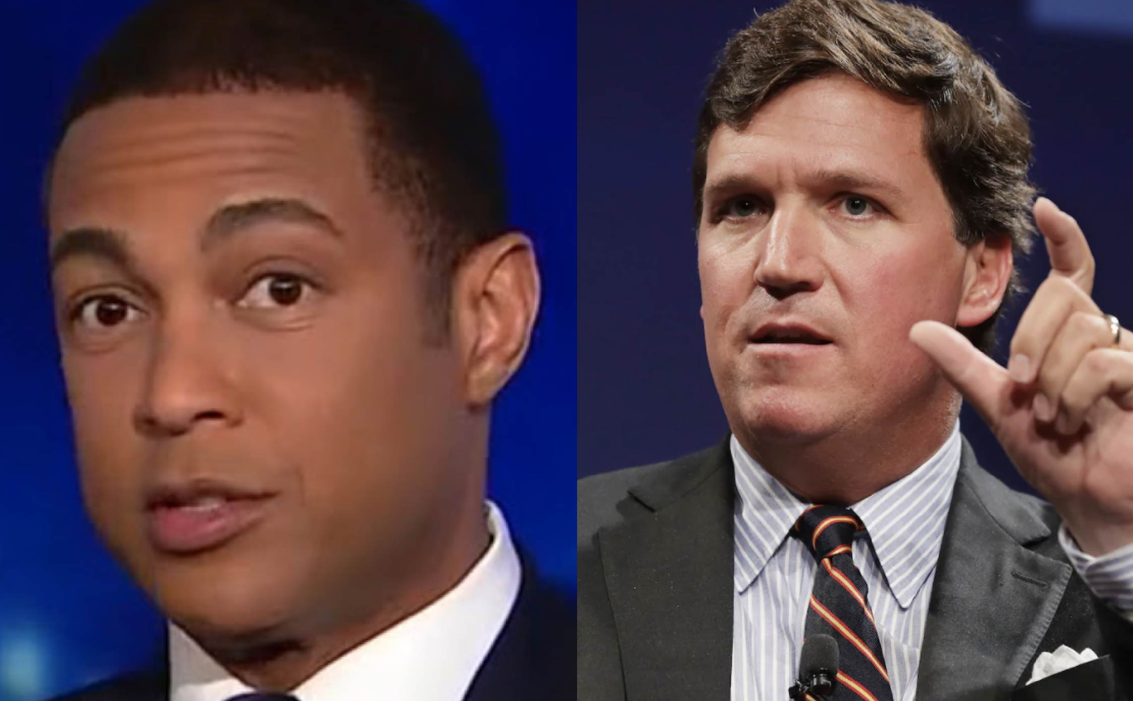 Don Lemon Just Made Biggest Mistake Of His Career...He's Trying to Kick-Off a War With Tucker