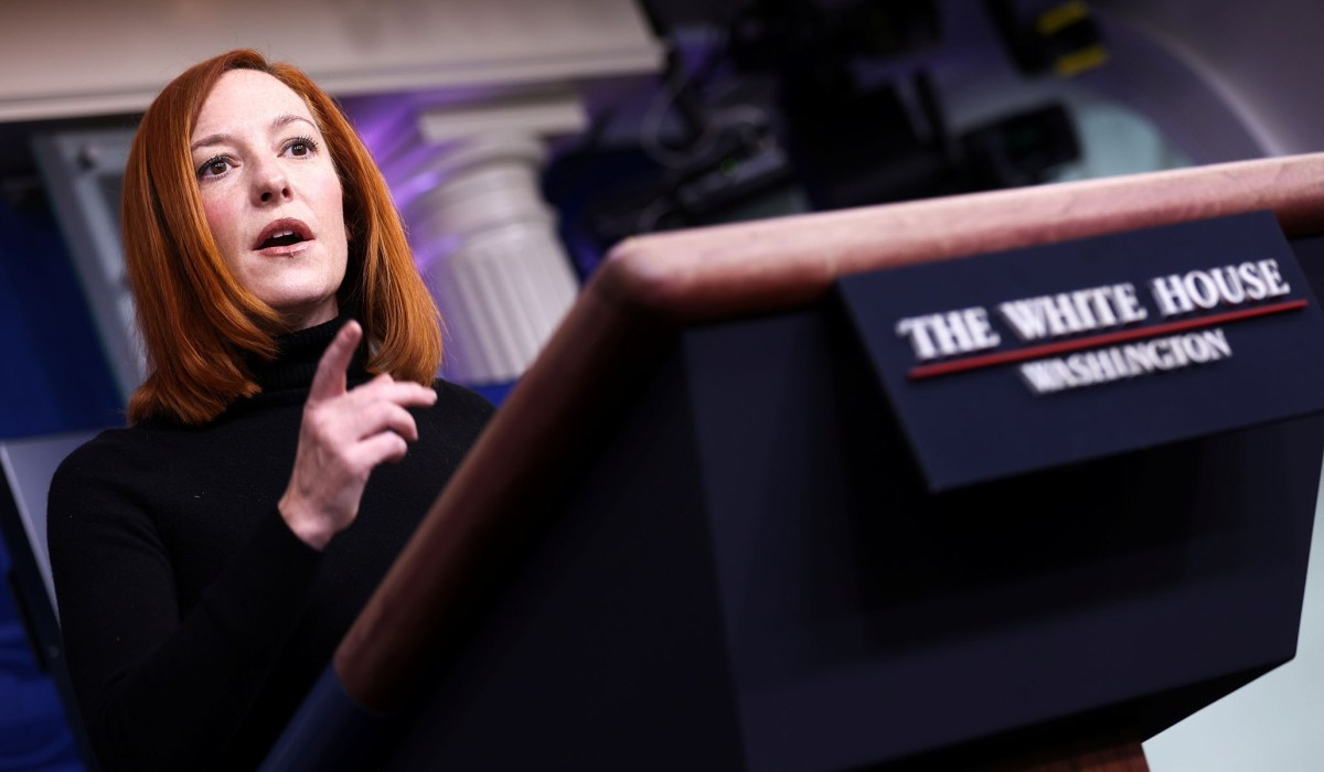 Fetal Tissue Research -- Psaki Dismisses Catholic Bishops' Objections: 'Important to Invest in Science'