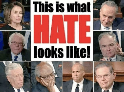For Democrats, Hate is the Long Game