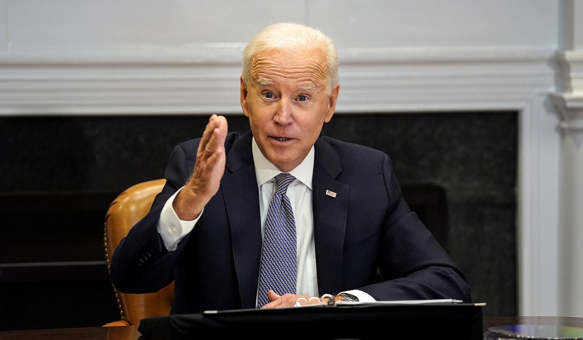 Infrastructure Plan: Biden to Push $2 Trillion Package in Address to Joint Session of Congress