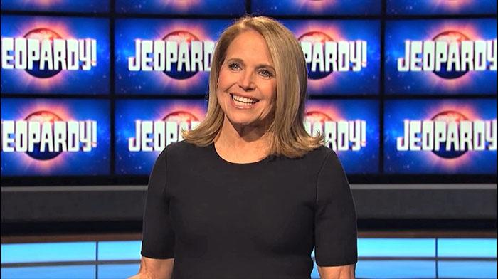"""""""Jeopardy"""" Ratings Tank The Moment Trump-Hater Katie Couric Guest Hosts"""