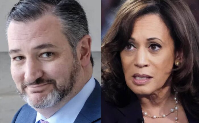 """Kamala Goes to """"Wrong Border"""" State, and Ted Cruz Wastes No Time Mocking Her"""