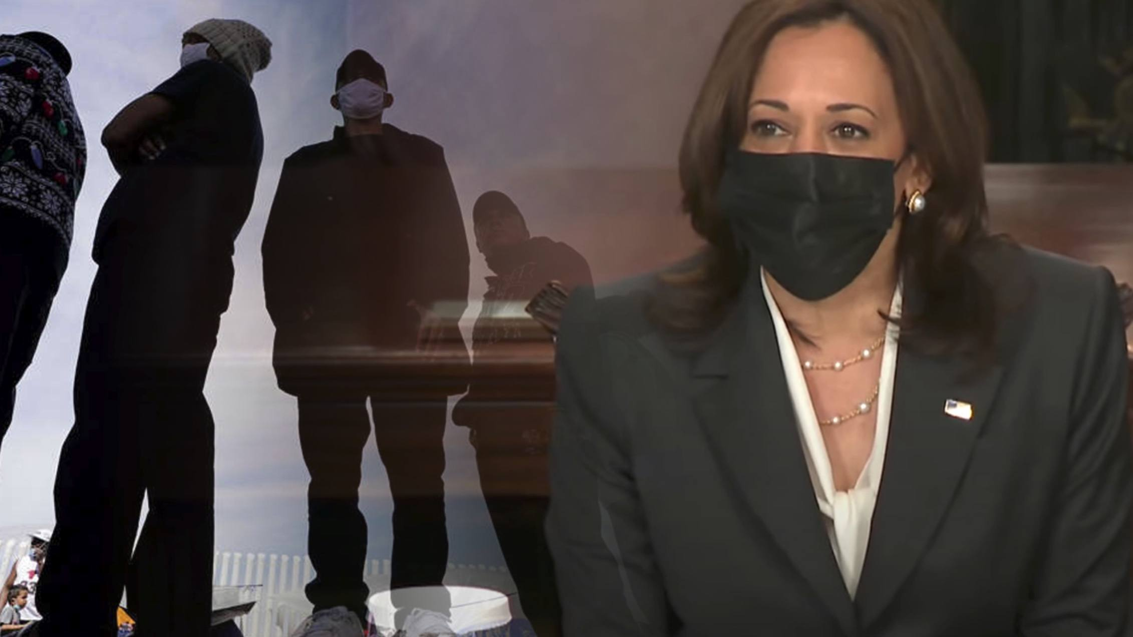 Kamala Harris Tells Northern Triangle Leaders Climate Change Reason For Migration Of Undocumented