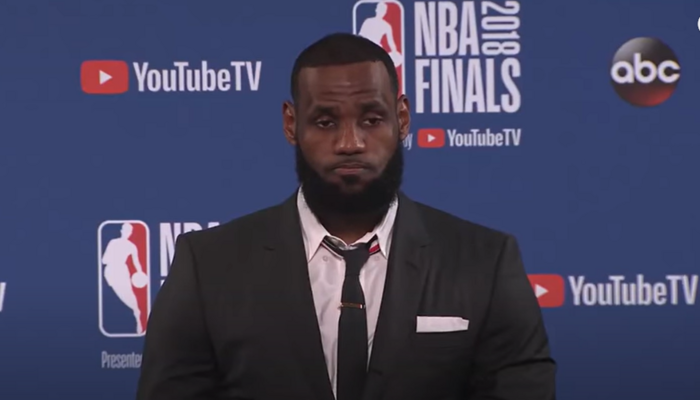 LeBron James Lashes Out At Police, People Using His Tweet To Create More Racism