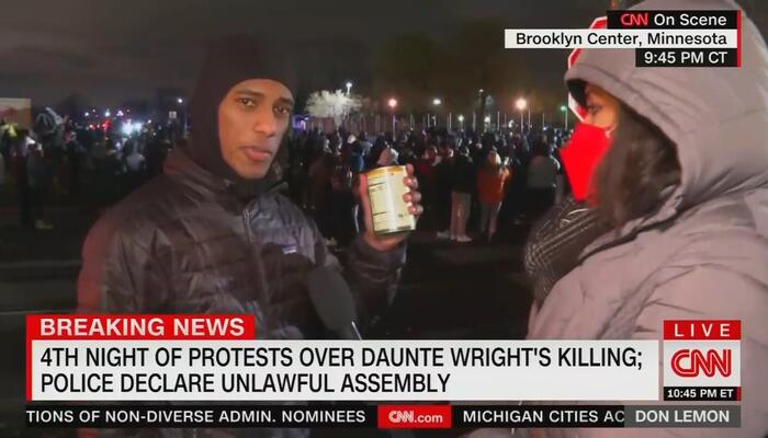 Media Mocked Trump For 'Soup' Claim, But Watch What Happened on CNN Last Night