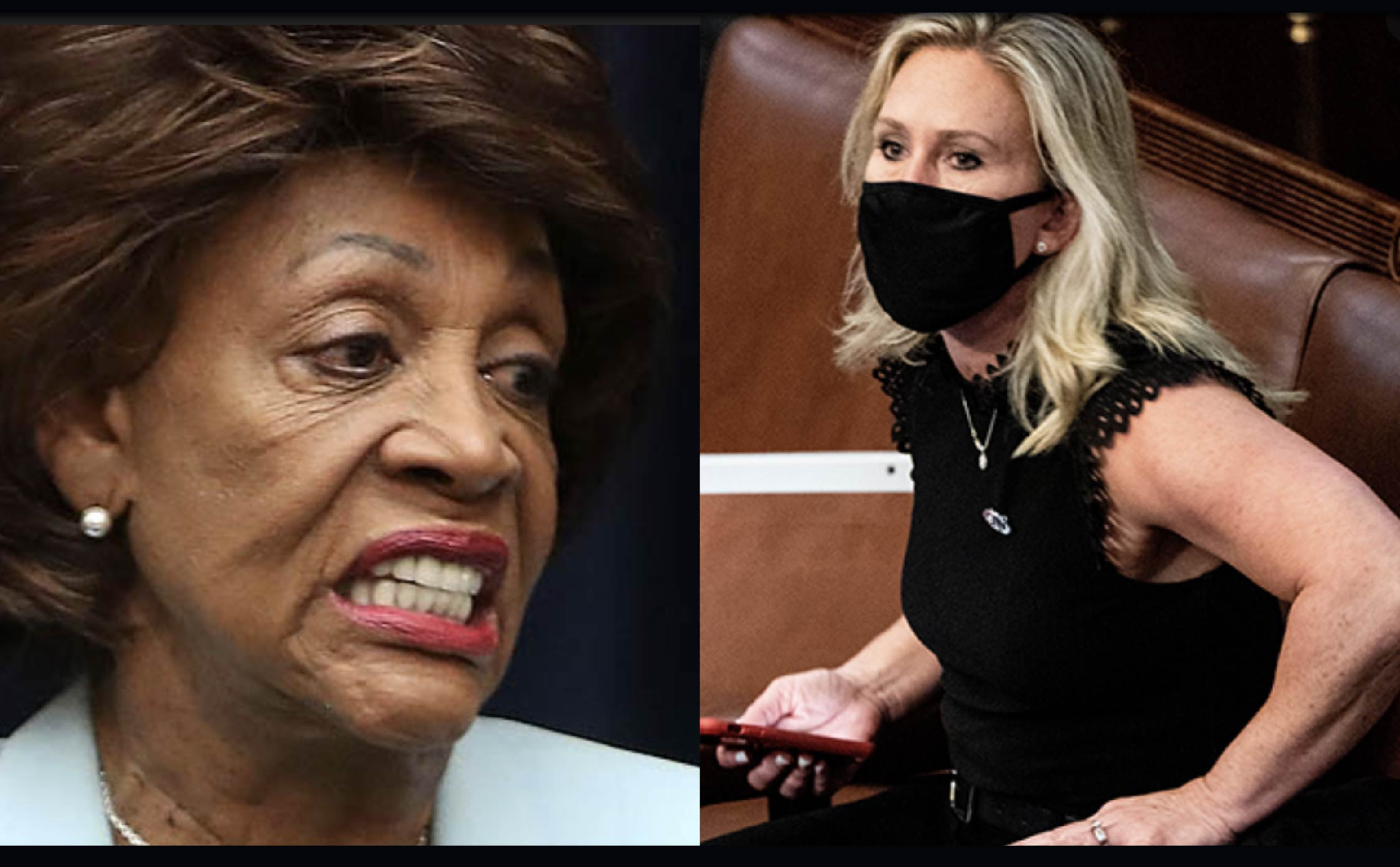 Meet The ONLY Republican Actually Doing Something to Try and Punish Maxine Waters...