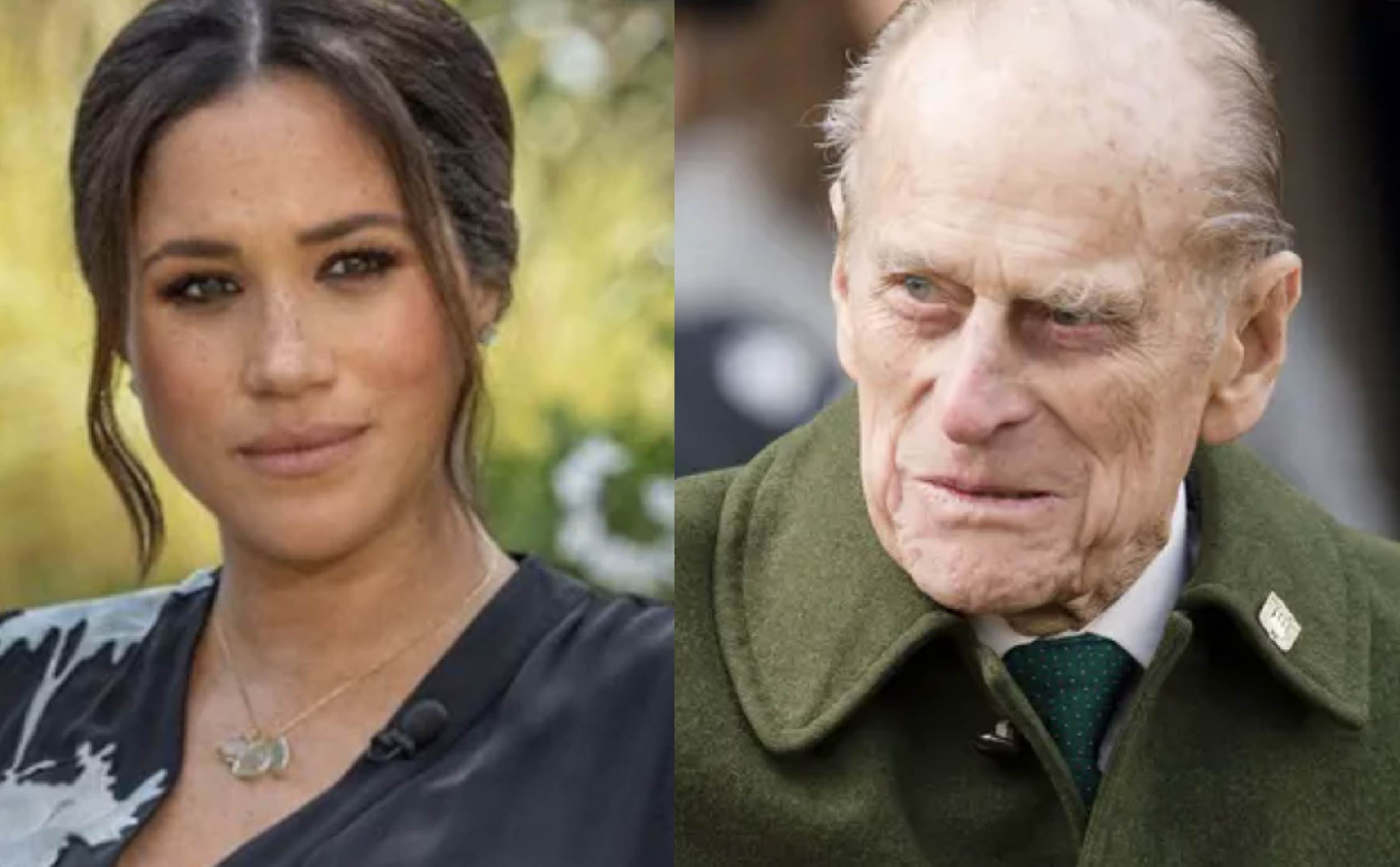 "Meghan Markle Pays ""Tribute"" to Prince Phillip, Who She Basically Called a ""Racist"" a Few Weeks Ago"