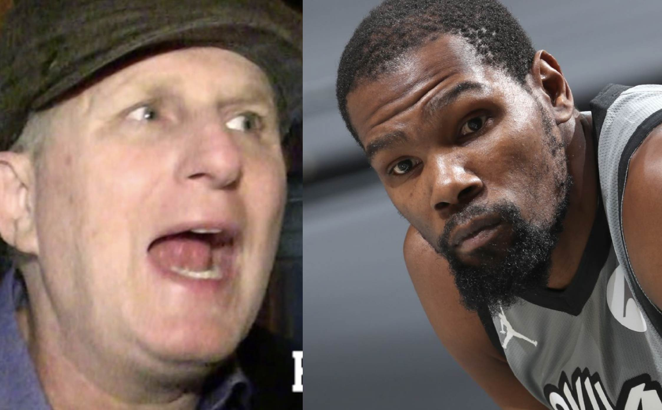 NBA Fines Kevin Durant $50K Over Twitter Feud With Notorious Bully Michael Rapaport