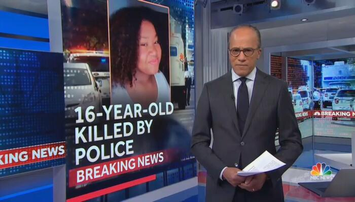 NBC Deceptively Edits 911 Call, Casts Doubt on Cop's Need to Protect a Life