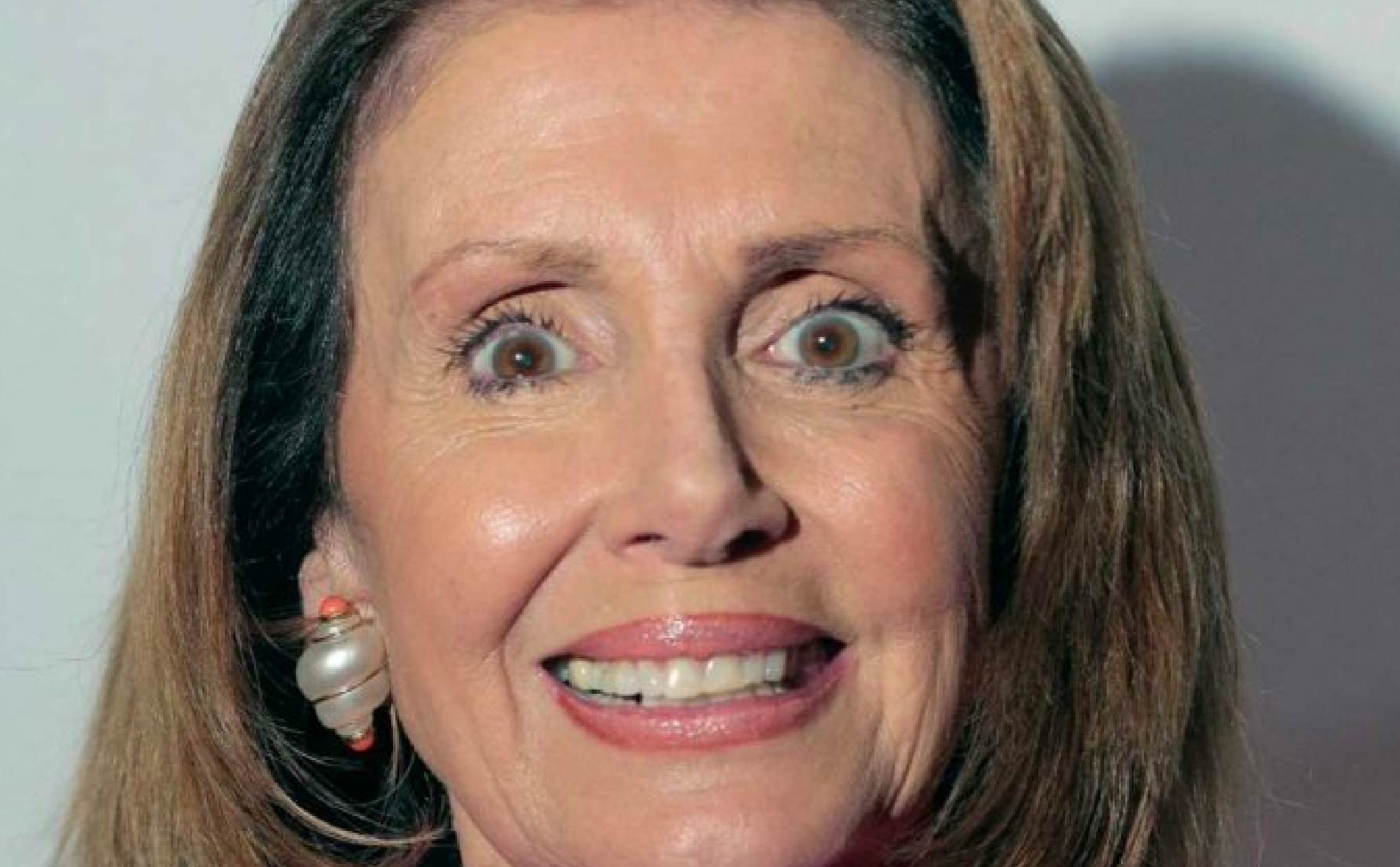 Nancy Pelosi's Latest Claim About Jan 6th Protest is Her Most Insane One Yet...