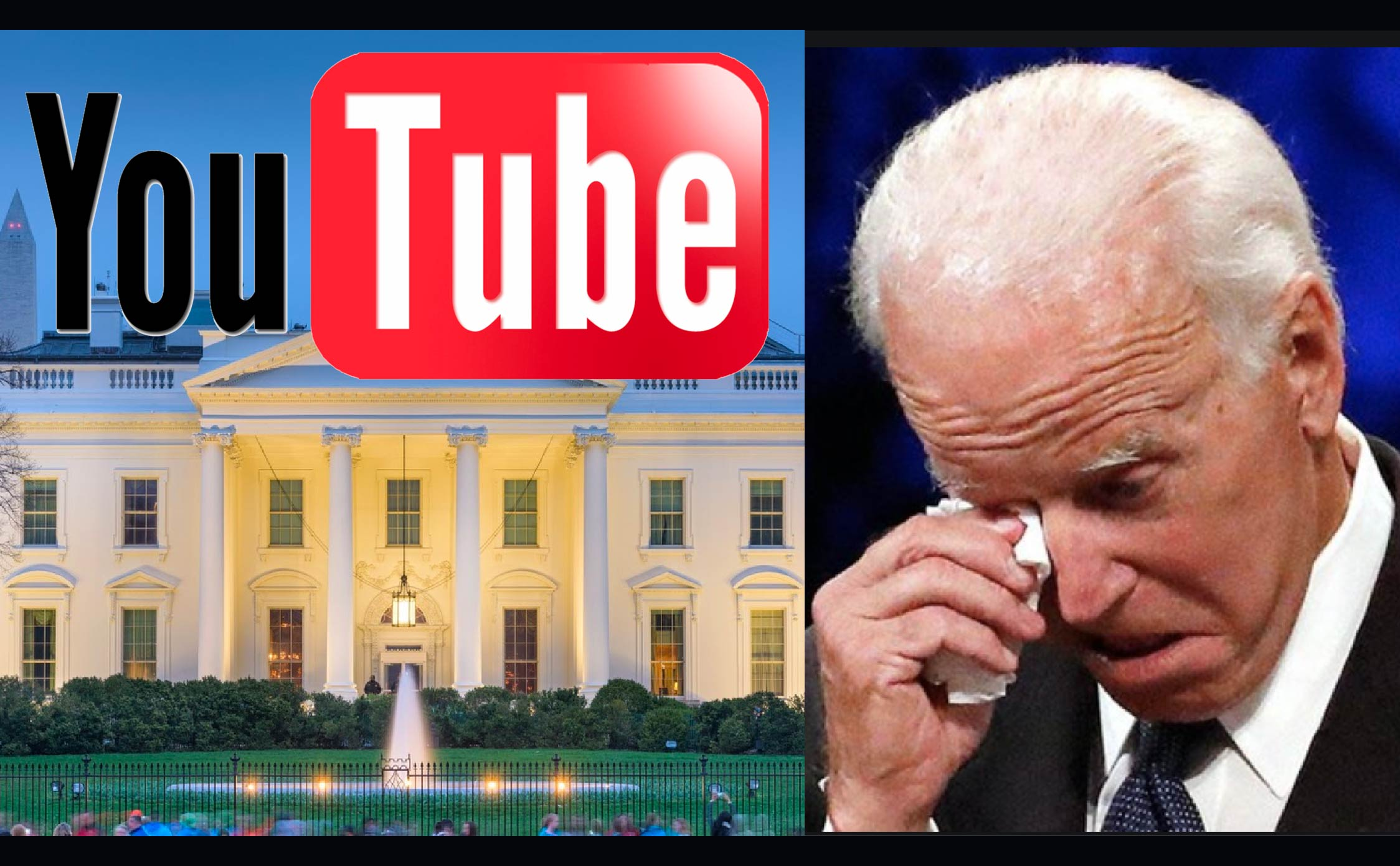 New Website Tracks WH YouTube Channel And Exposes What Big Tech Doesn't Want You to See