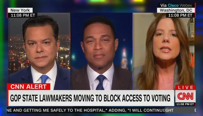 Not Comedy: CNN Claims Republican Voters Really Do Support Biden's Agenda