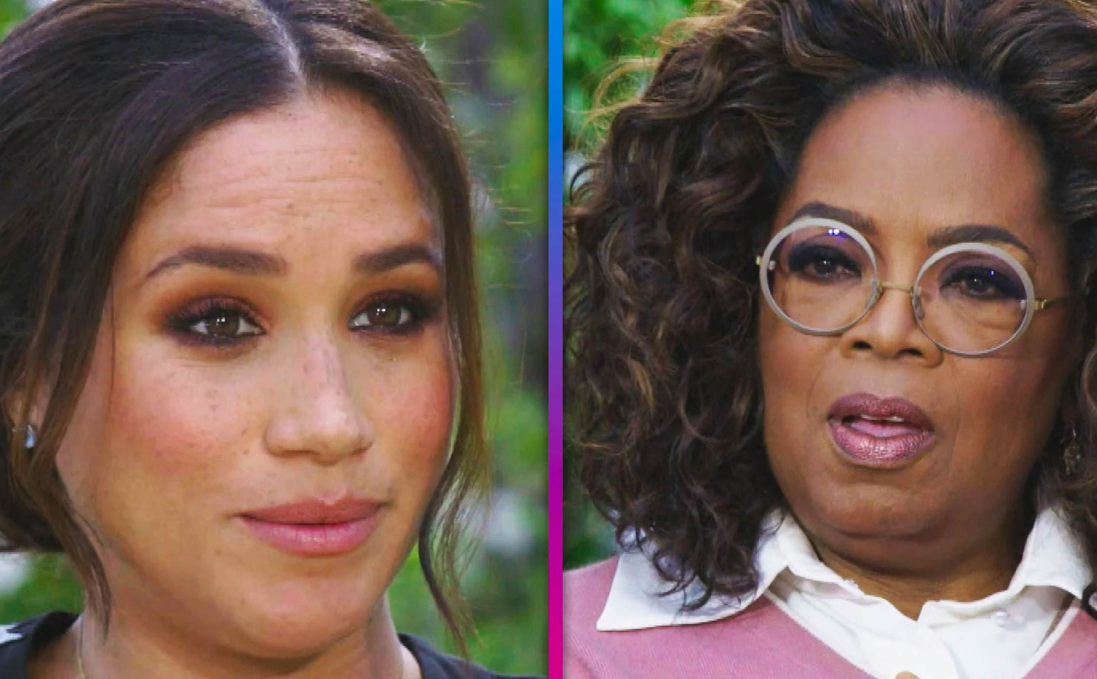 """Oprah Finally Speaks Out About """"Royal Interview""""....Says Meghan """"Shocked"""" Her"""