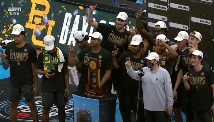 Rejected! NCAA Championship Game Twice as Popular as NBA Wokeball Finals