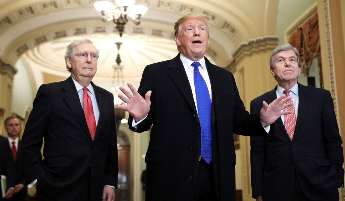 Trump Attack on McConnell Shows He Intends to Shape Direction of Party
