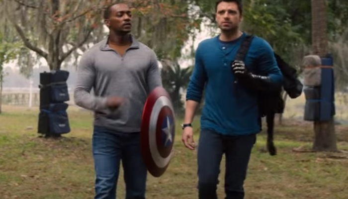 Turned-Off Viewers Turn Off 'The Falcon and The Winter Soldier' After BLM Propaganda