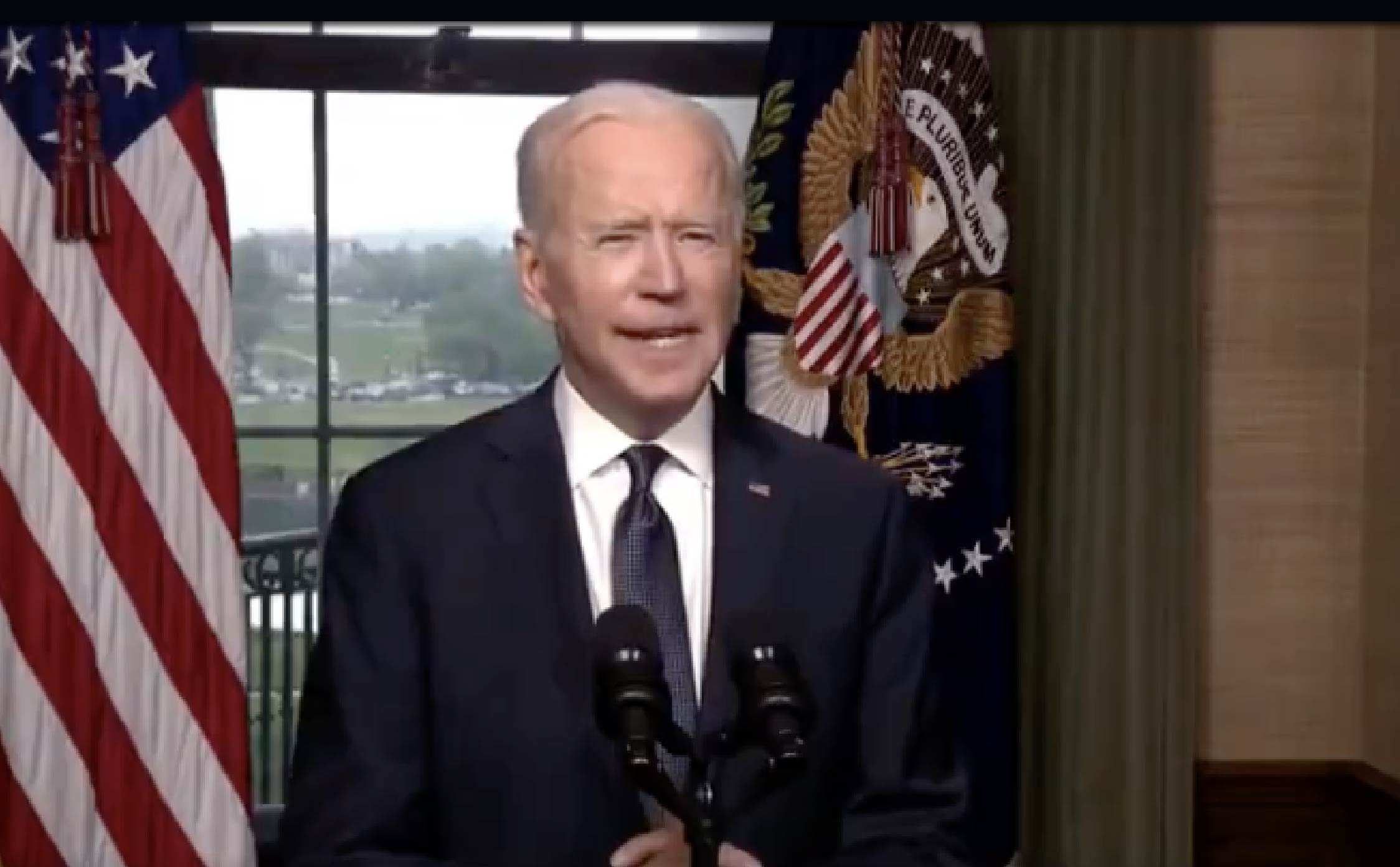 [VIDEO] Biden Forgets Who He is While Discussing Osama Bin Laden On Live TV