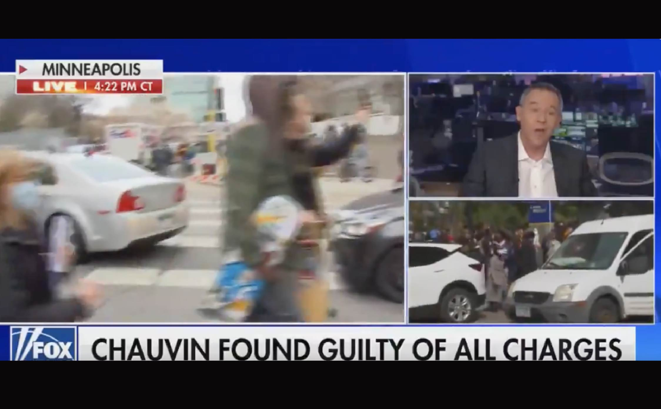[VIDEO] Greg Gutfeld Causes a Quite a Stir With Controversial Statement on Today's Verdict