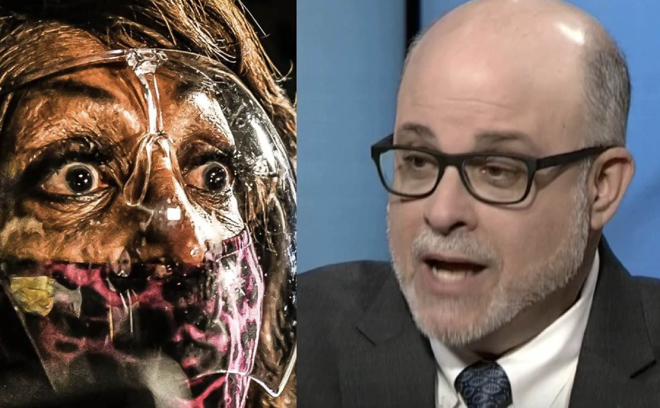 """[VIDEO] Mark Levin Has a Totally Different """"Take"""" On Why Dems Are Pushing """"Racial Justice"""""""