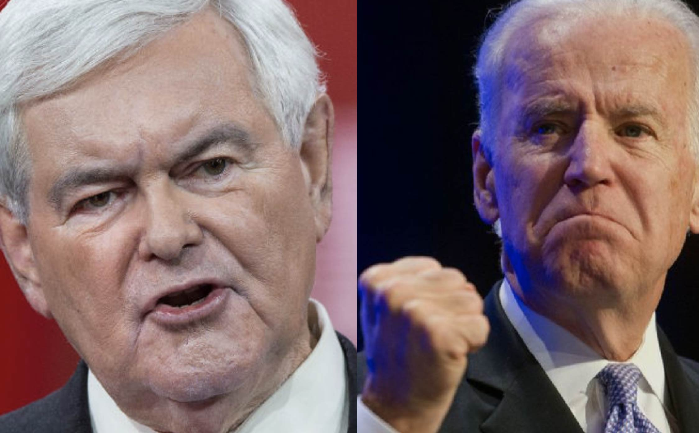 [VIDEO] Newt Has Had Enough With Lyin' Joe Biden...And He Let's It Rip