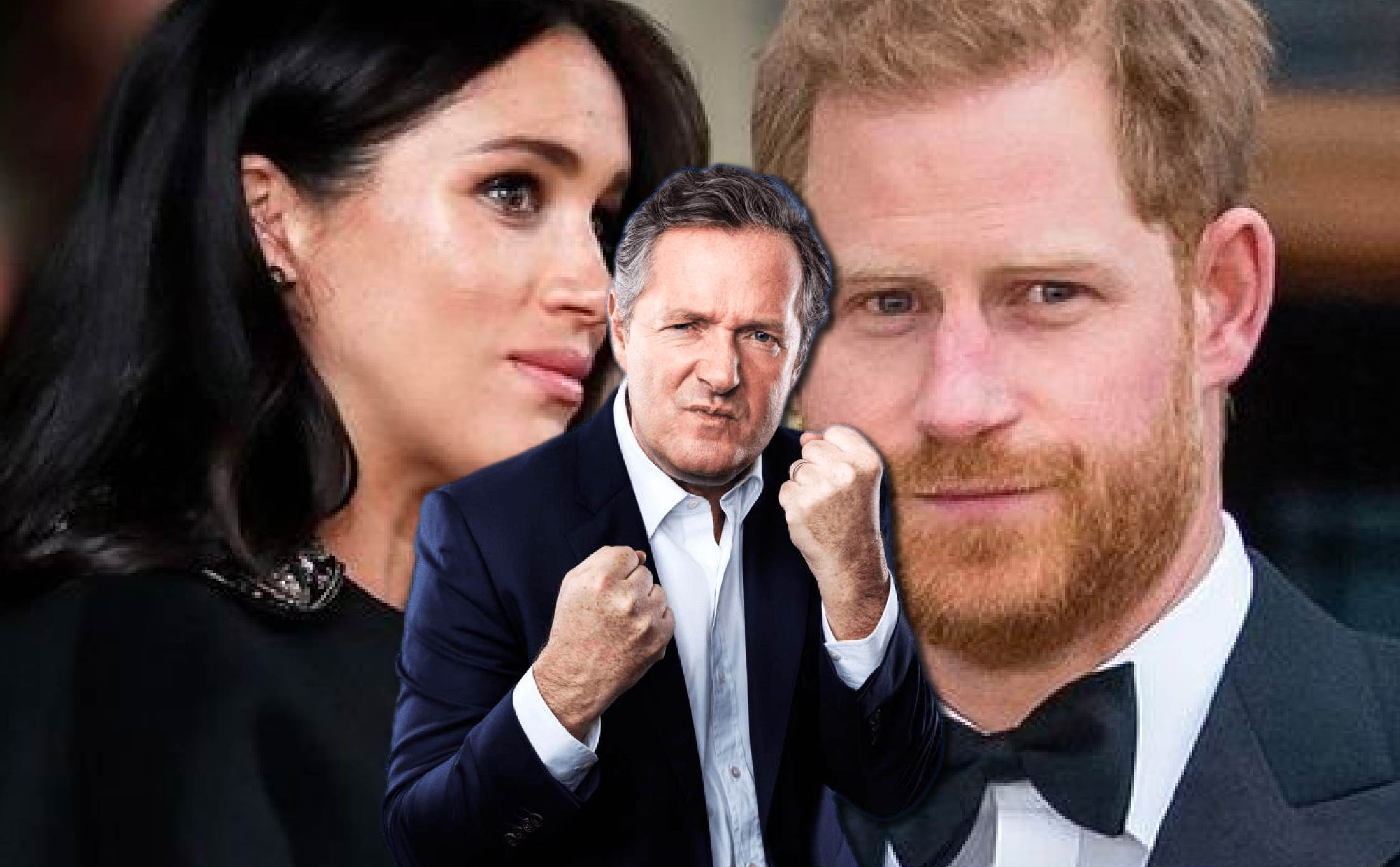 [VIDEO] Piers Morgan Drops Major Bomb Involving Palace...and Harry and Meghan Will Be Livid