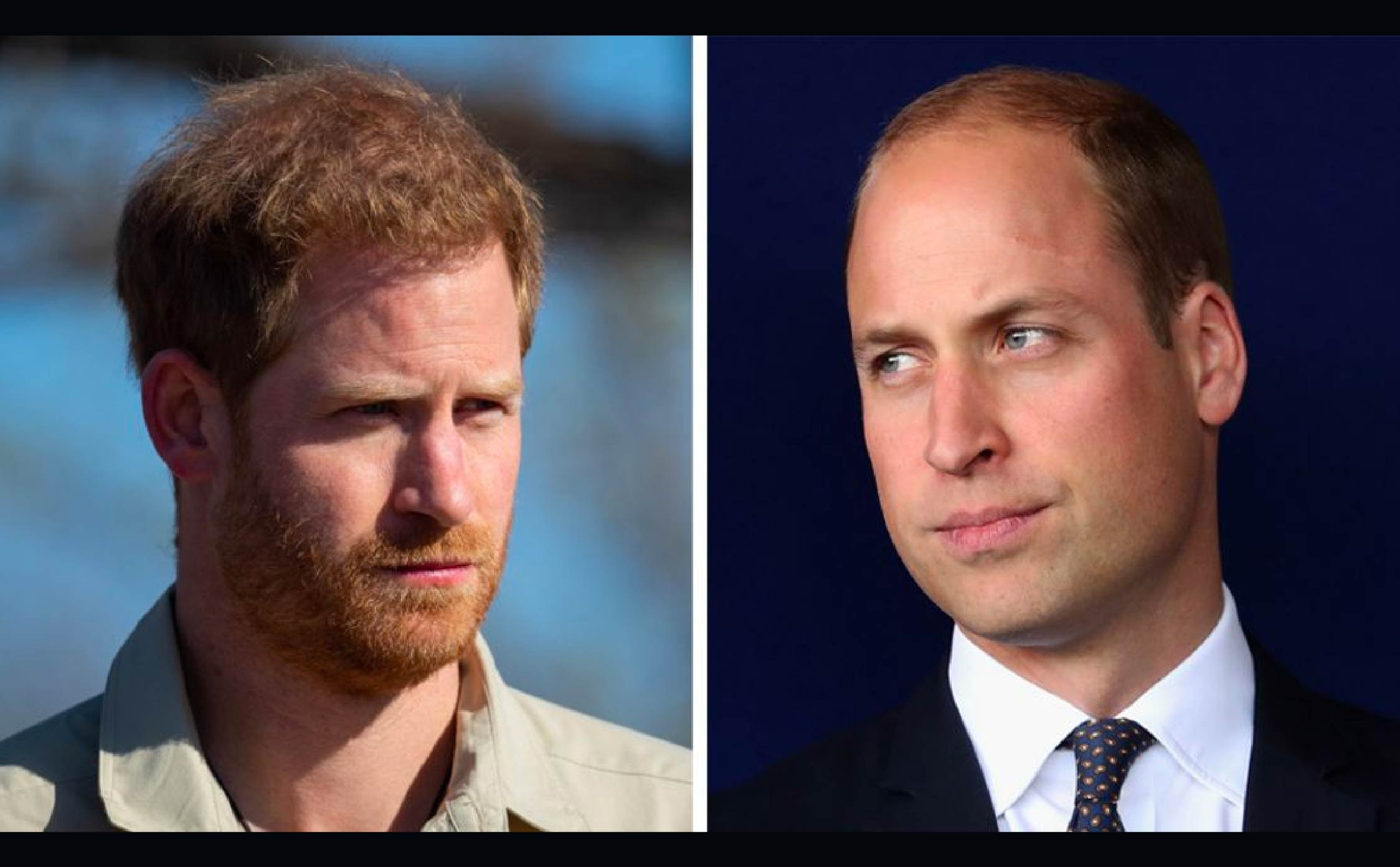 We Now Know What William Said to Harry After Oprah Interview...Scathing and Spot-On