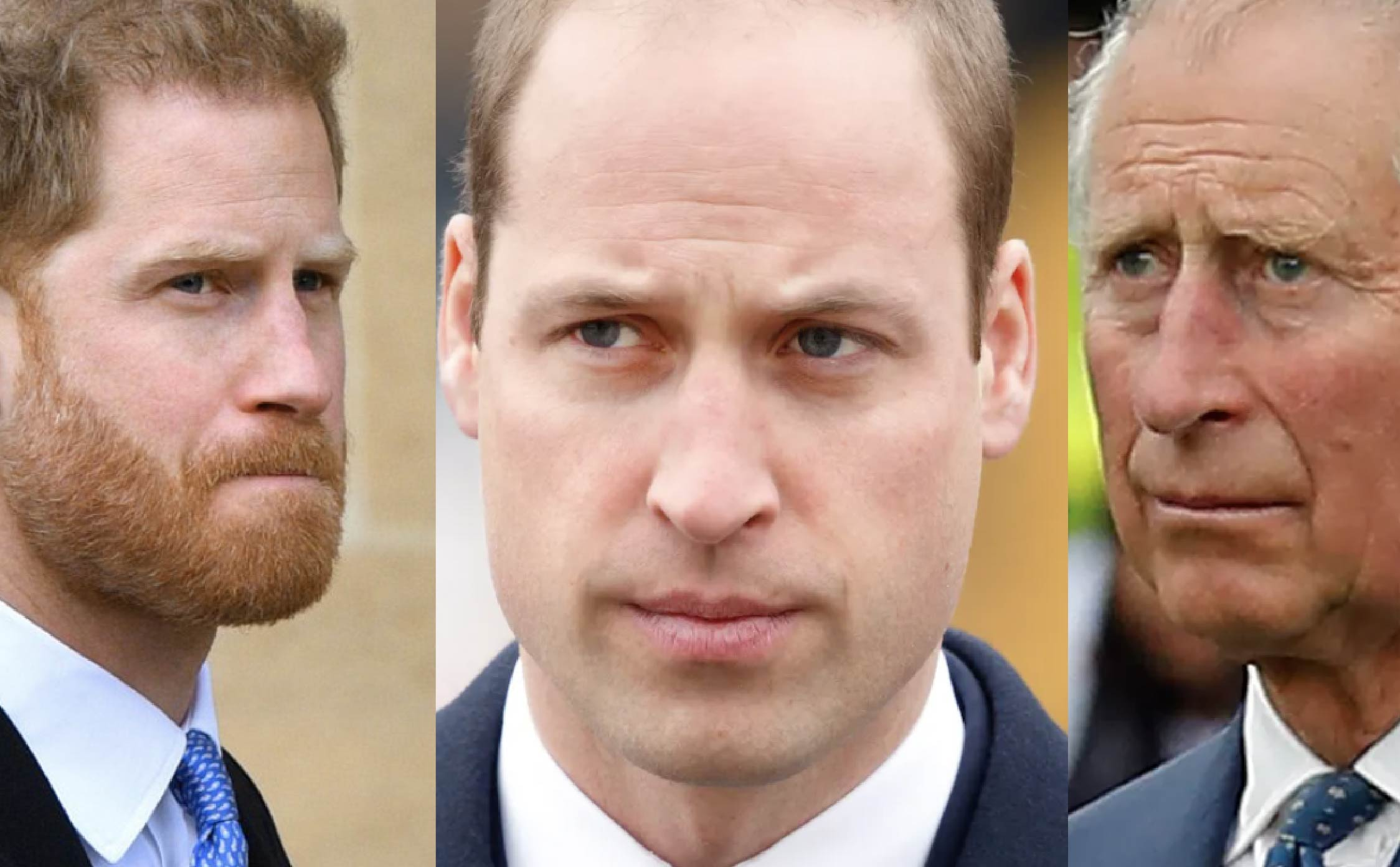 William and Charles Refused to Meet With Harry Privately - Now He's Packing Up and Going Home