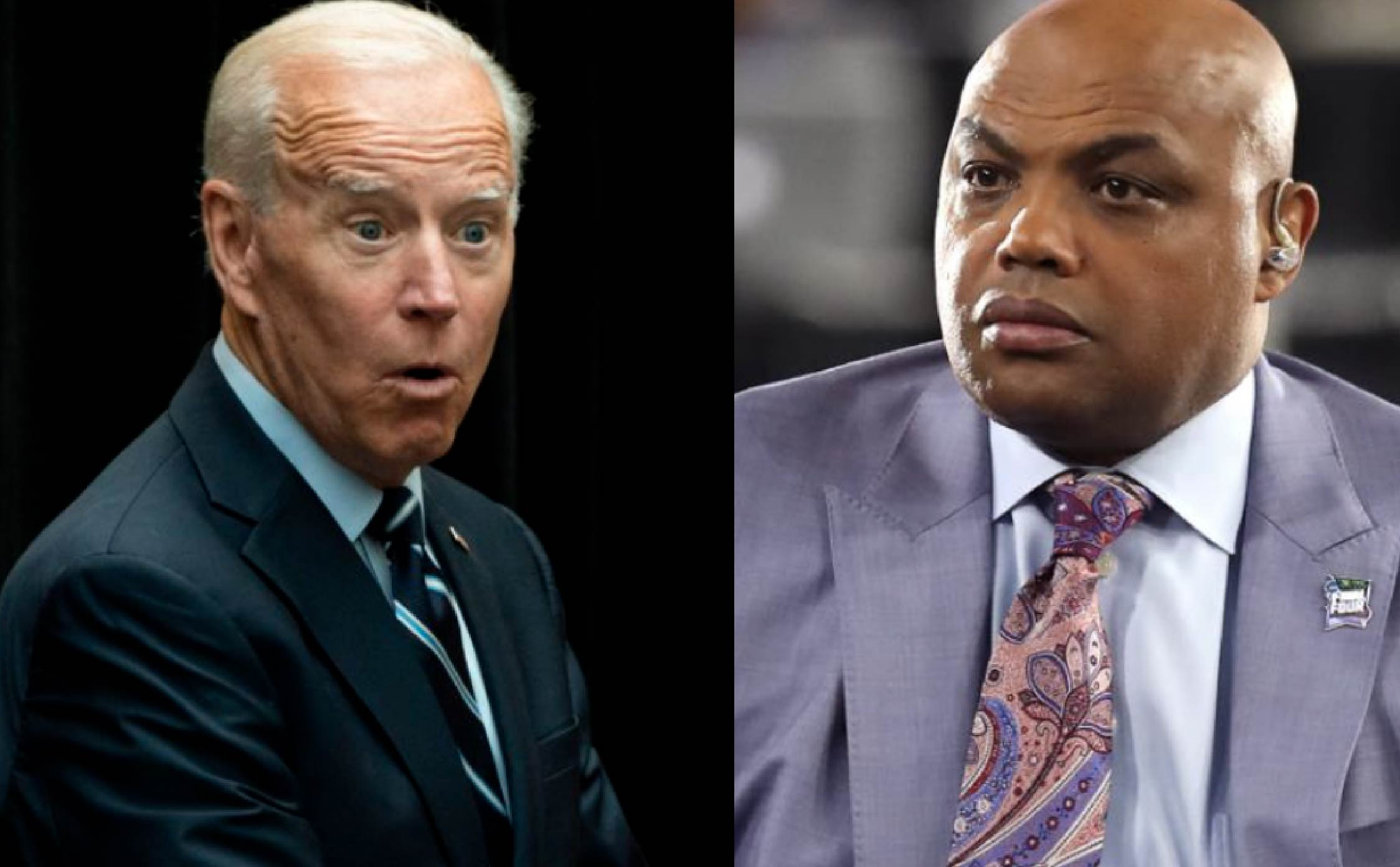 """[VIDEO] Charles Barkley Knows Exactly What """"Race Game"""" The Government is Playing"""