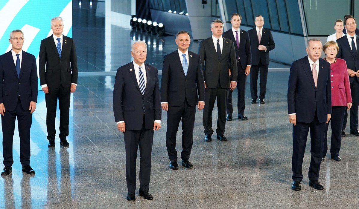 China: NATO & G-7 Countries Take Weak Stand against Beijing