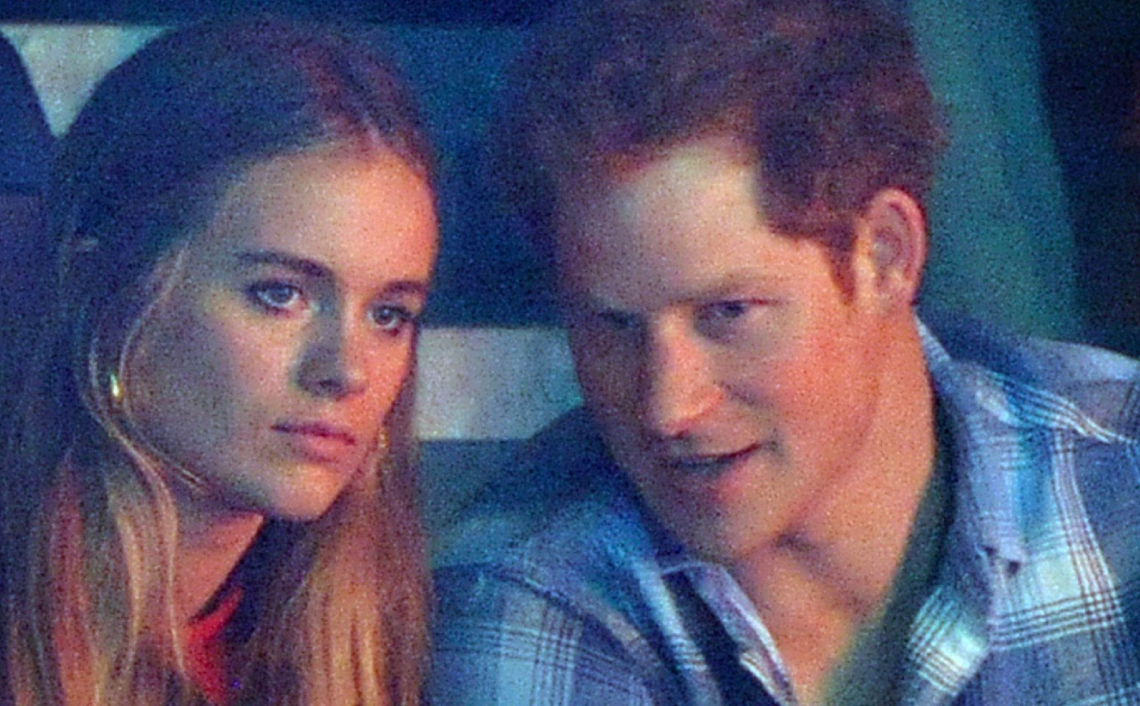 Prince Harry's Ex Reveals Real Reason They Broke Up and It's Rathe Revealing...