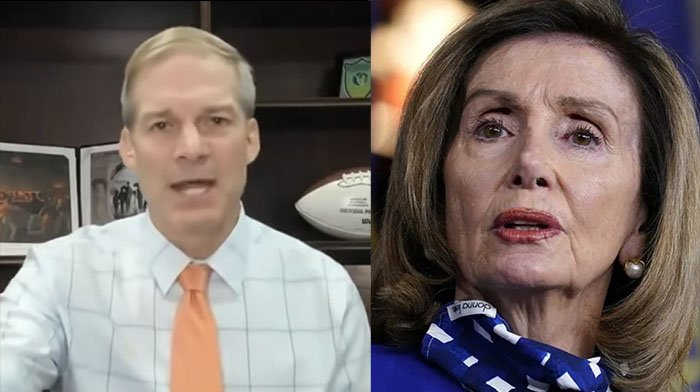 [VIDEO] Jim Jordan's Latest Prediction Will Have Pelosi Ripping Her Wispy Hair Out...