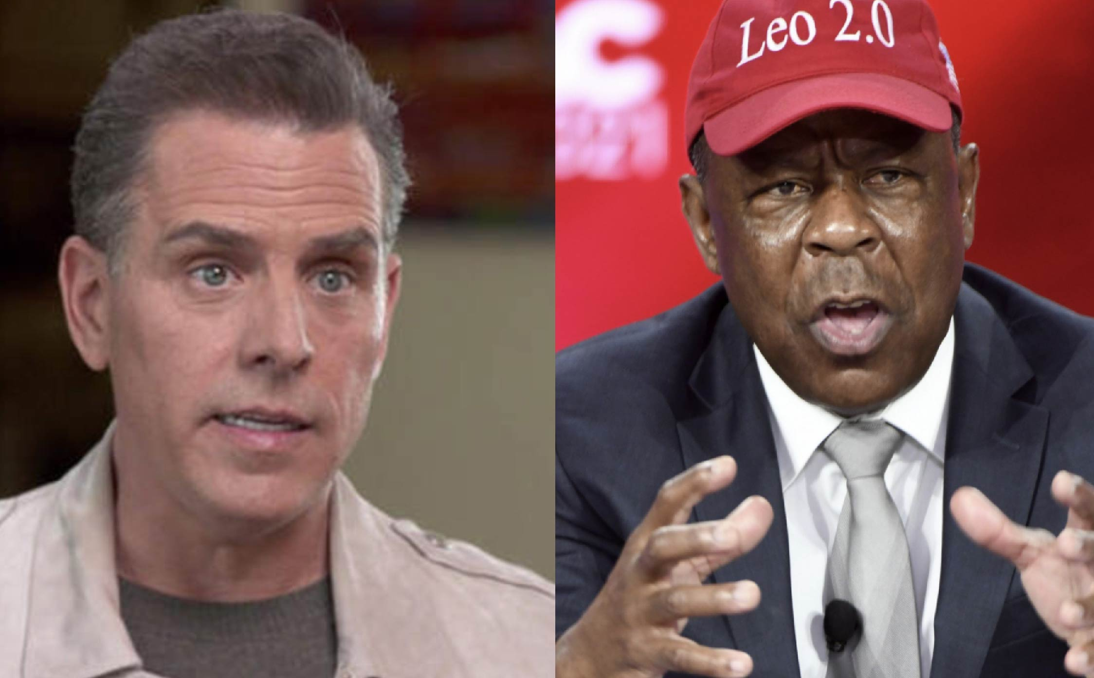 [VIDEO] Leo Terrell Has Keen Observation About Hunter's N-Word Text Messages