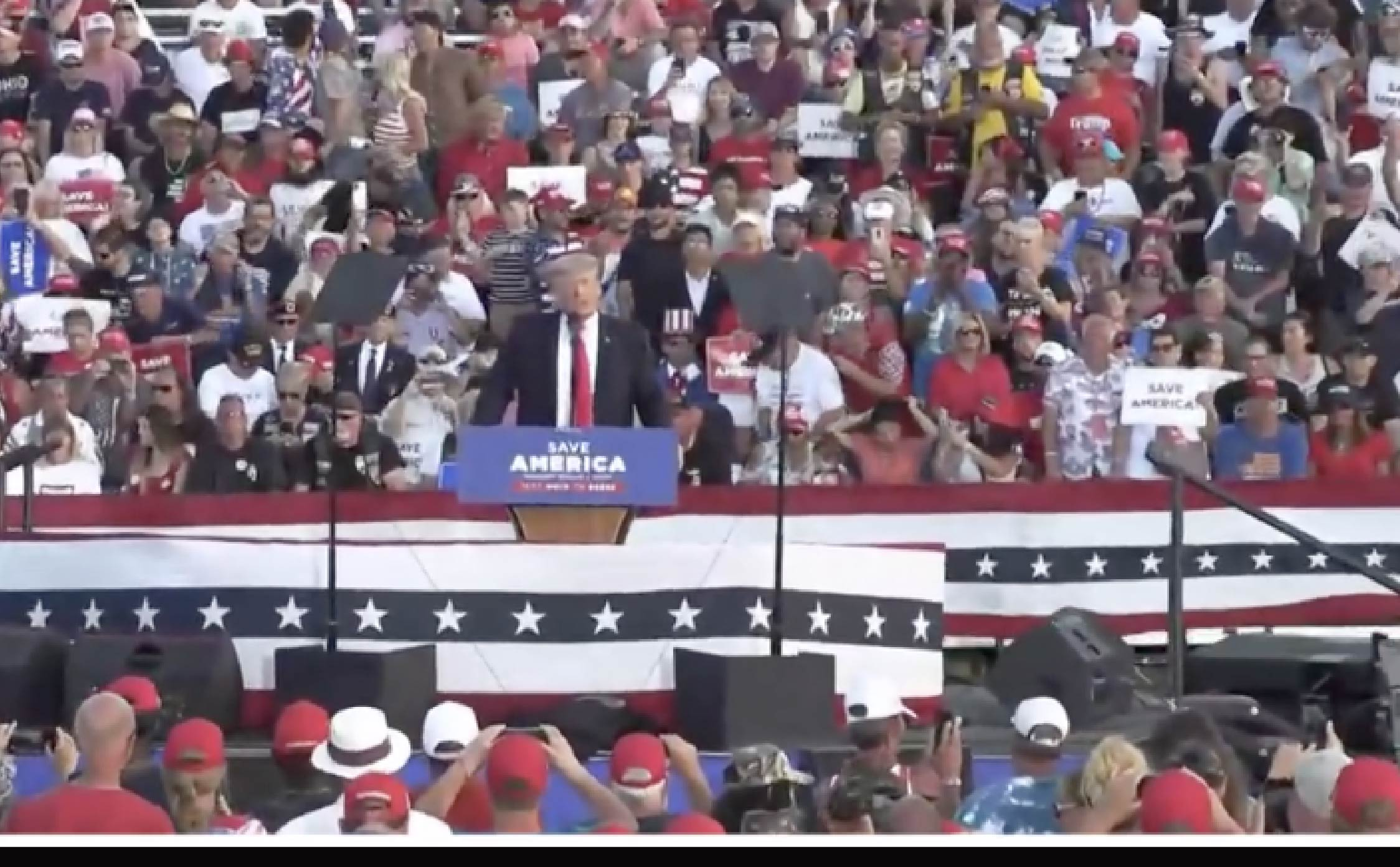 [VIDEO] One Conservative Pundit Just Made a Keen Observation About Trump's Rally...