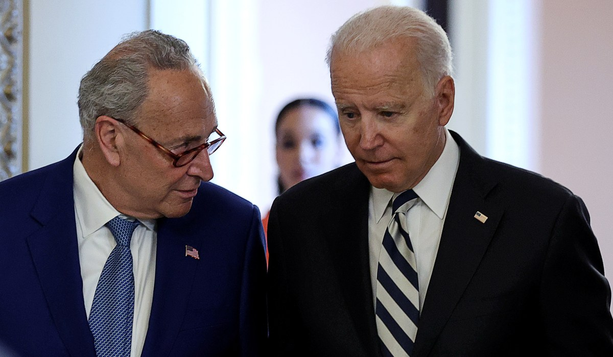 $3.5 Trillion Spending Package: For Democrats, Money Is Just a Number