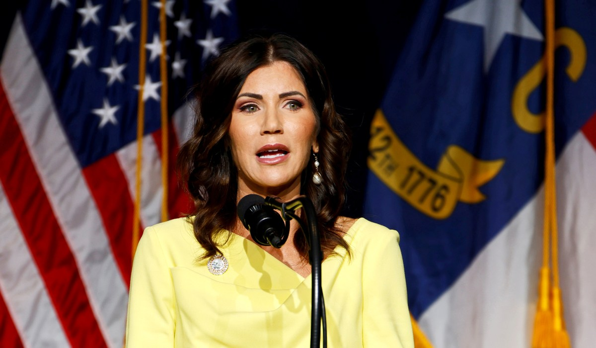 COVID Lockdowns: Kristi Noem Slams Fellow GOP Governors for Backtracking on Restrictions