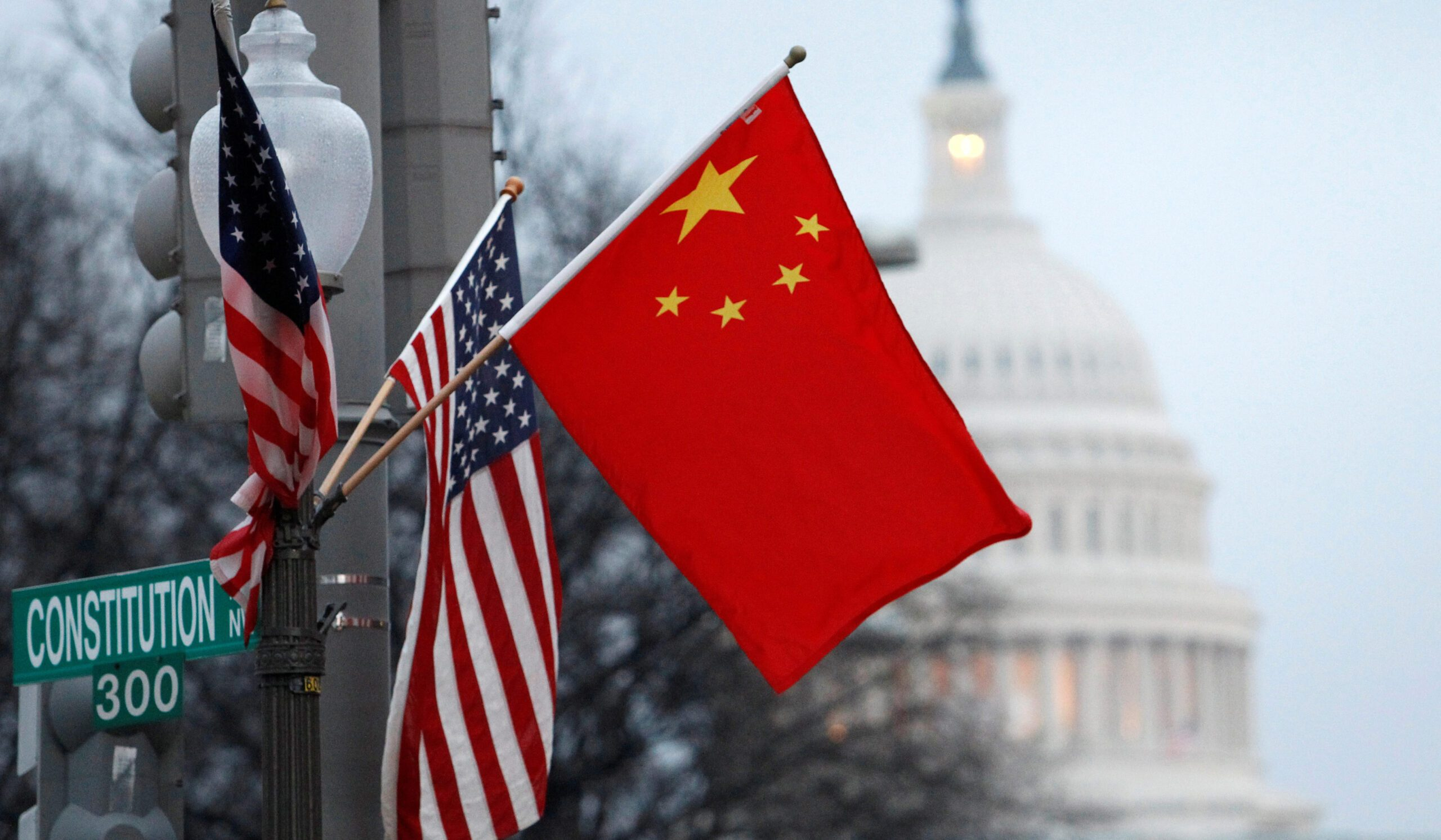 Conservatives Craft Bill to Counter China