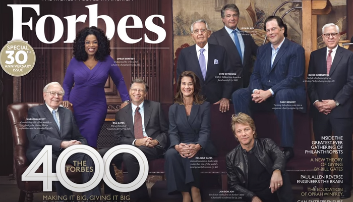 Has Forbes Lost It? Magazine Headline Claims 'There Is No Inflation'