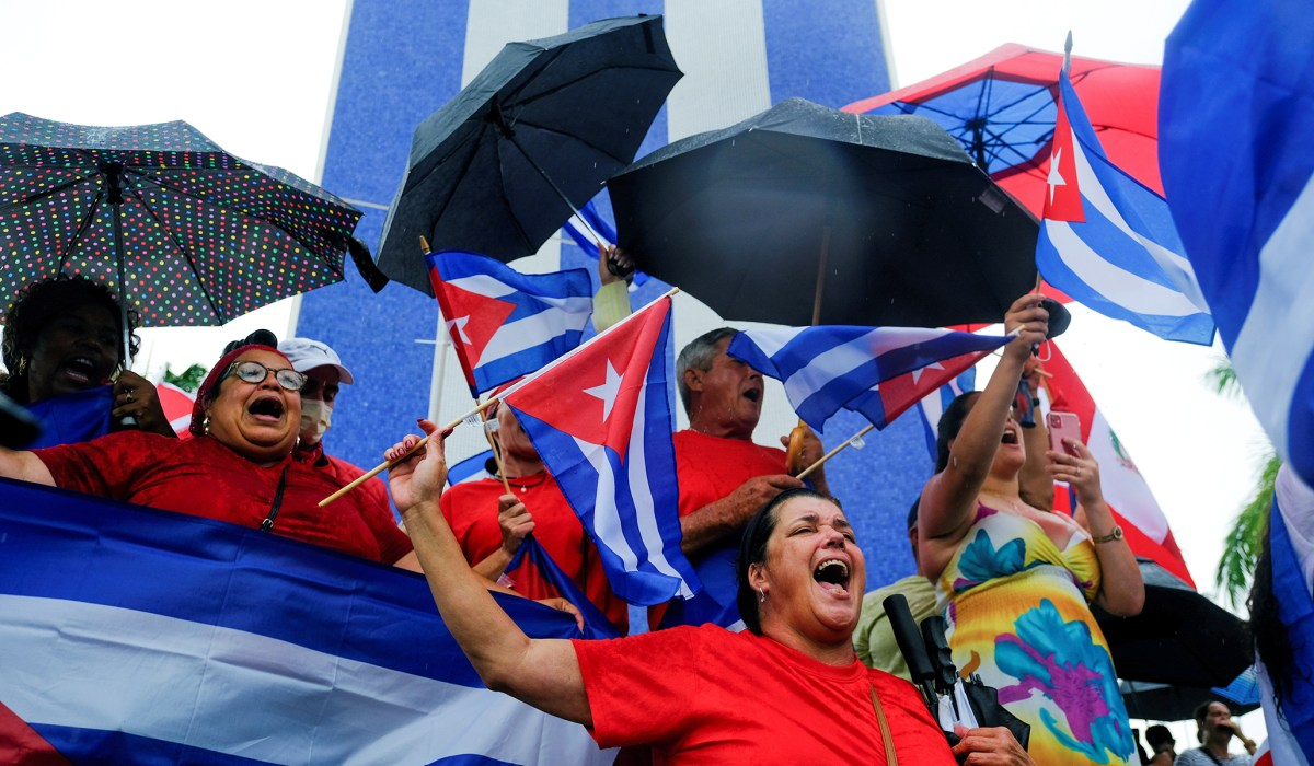 How the Biden Administration Can Help Cuba's Hunger for Freedom