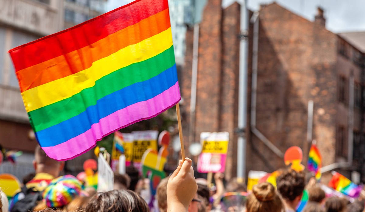 Interview: Gay Christian Conservative on Culture of Victimhood