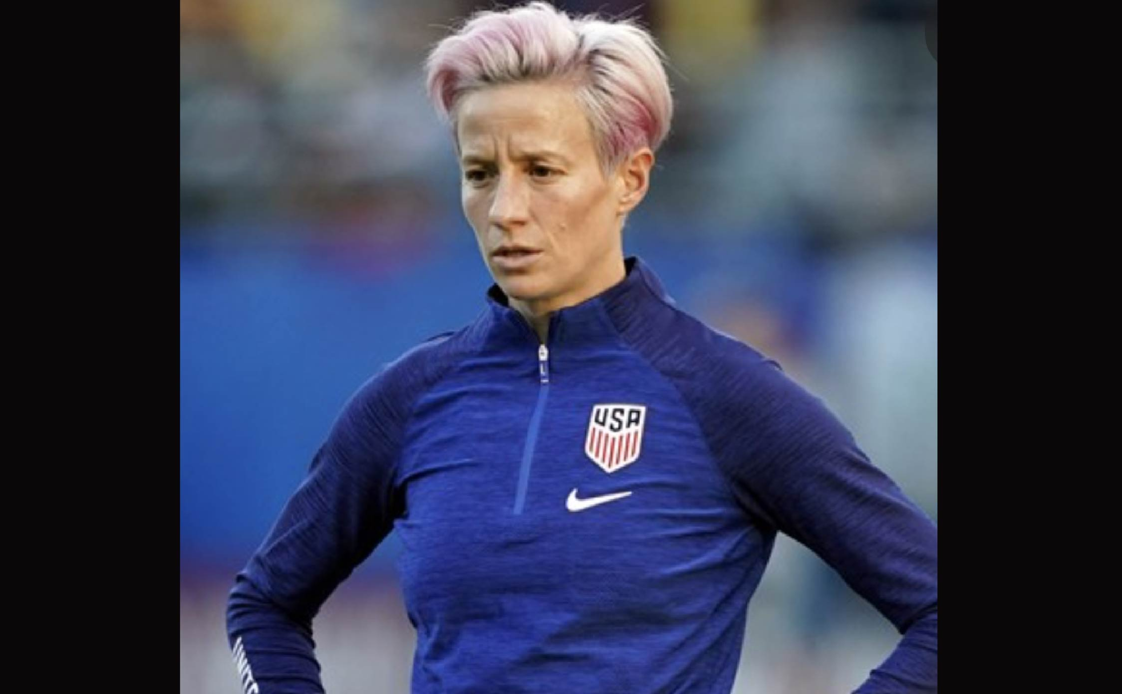 Karma Stomps Megan Rapinoe and US Soccer Team Right After They Took Knee at Olympic Opener