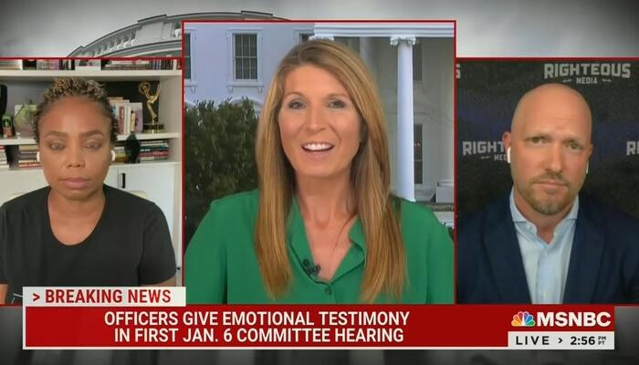 MSNBC: Jan. 6 Worse than 9/11, 'Bin Laden Never Took Over the Capitol'